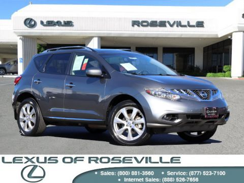 Used 2014 Nissan MURANO Sport Utility