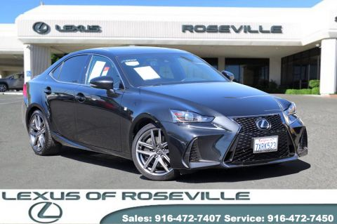 2017 Lexus IS IS 350 F Sport RWD