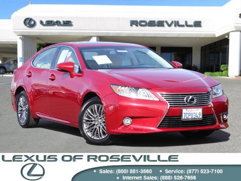 Used 2014 Lexus ES Sedan