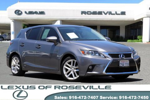 Used 2017 Lexus CT CT 200h FWD