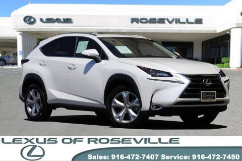 Used 2017 Lexus NX NX Turbo FWD