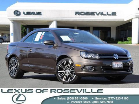 2015 Volkswagen Eos 2dr Conv Final Edition